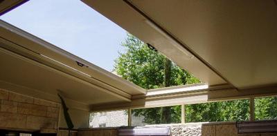 גגות נפתחים מאלומיניום