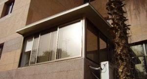 סגירת מרפסת לחדר באיכות הגבוהה ביותר. מקבלת היתר ועד לסיום הבניה